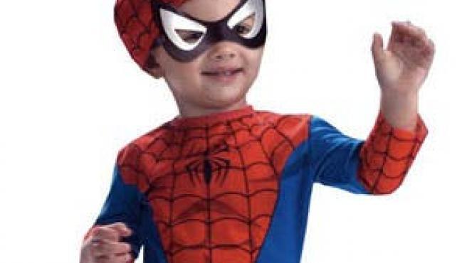 'Superman' y 'Spiderman' buscan héroes en pañales