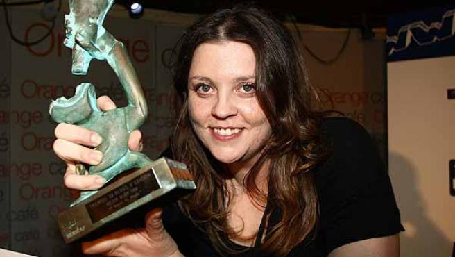 Mayte, ganadora de los Premios 20Blogs.