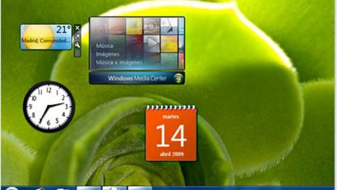 Windows 7, la última versión del SO de Microsoft.