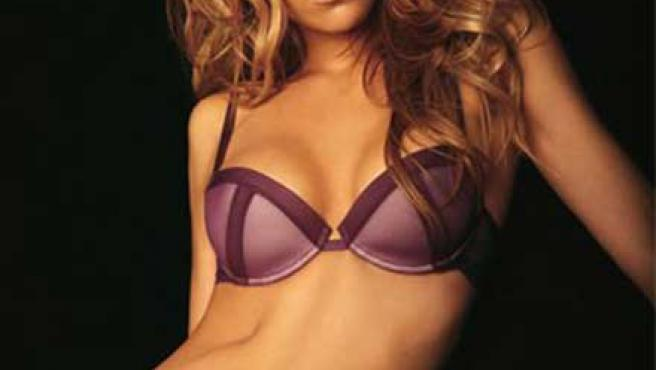 Edurne, la española más sexy de 2010.