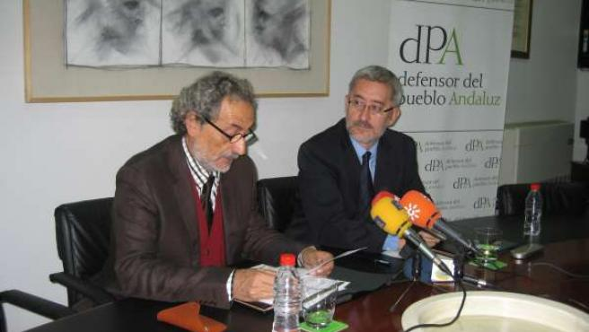Chamizo y Ávila ratifican el convenio de colaboración
