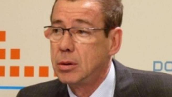El secretario general del PPCV, Antonio Clemente