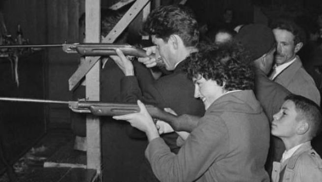 Tiro de pichón, de Virxilio Vieitez (1959)
