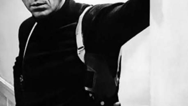 McQueen, en la piel de uno de sus personajes más célebres: el impenetrable teniente de 'Bullitt'.