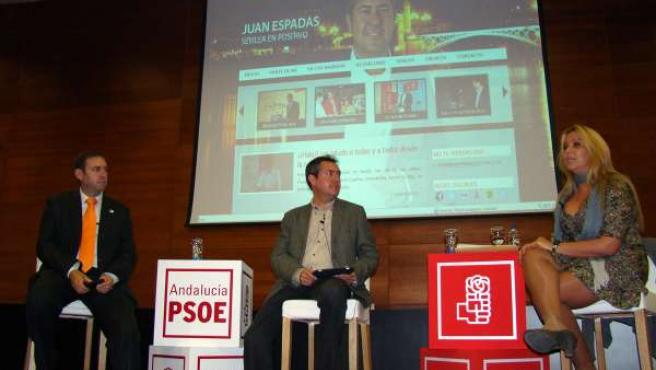 Nota Prensa Espadas Presentación Blog