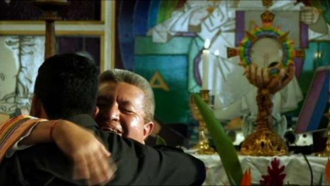 La figura del fundador de la Iglesia de la Reconciliación protagonista de 'Battl