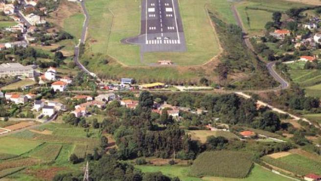 Aeropuerto de A Coruña