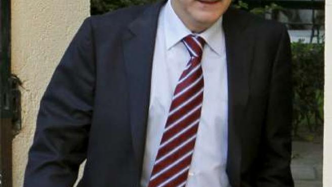 El nuevo ministro de trabajo, Valeriano Gómez.