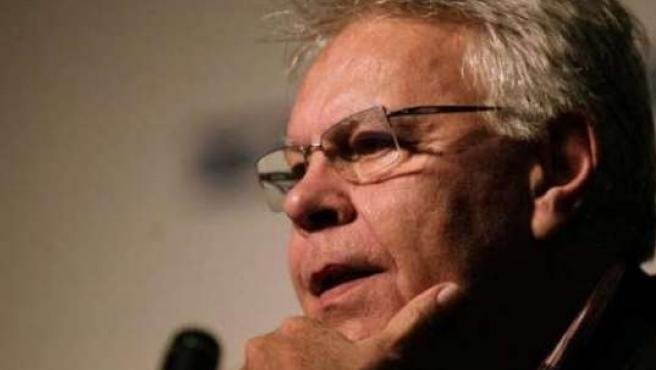 Imagen de archivo del ex presidente de Gobierno Felipe González.