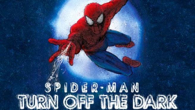 El musical de Spider-man, en caída libre