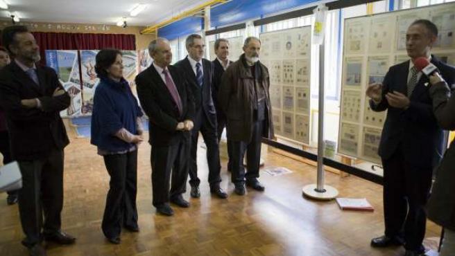 Presentación de la exposición 'El mundo de los sellos'