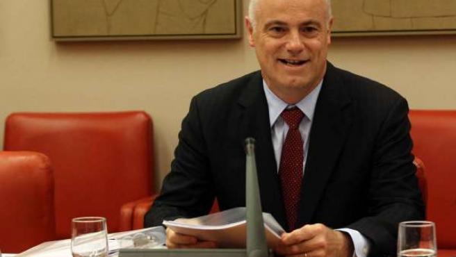 José Manuel Campa, secretario de Estado de Economía, en una imagen de archivo.