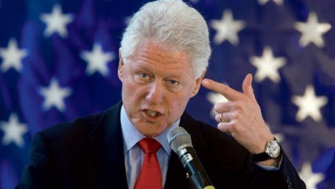 El resacón de Bill Clinton