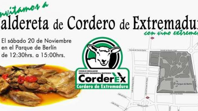 INVITACIÓN CORDEREX
