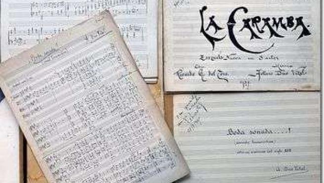 Partituras de Arturo Dúo Vital