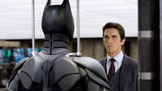 Christian Bale se despide de Batman