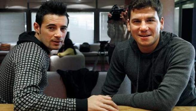 El dúo gaditano Andy y Lucas.