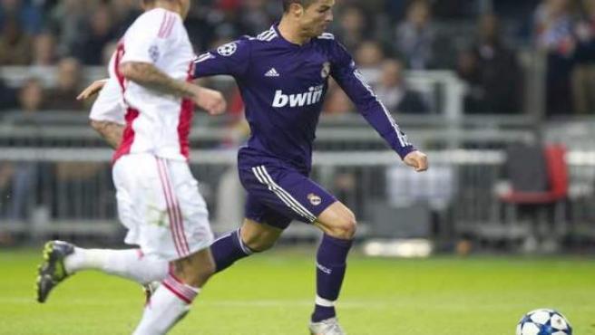 Cristiano es optimista sobre la visita al Camp Nou
