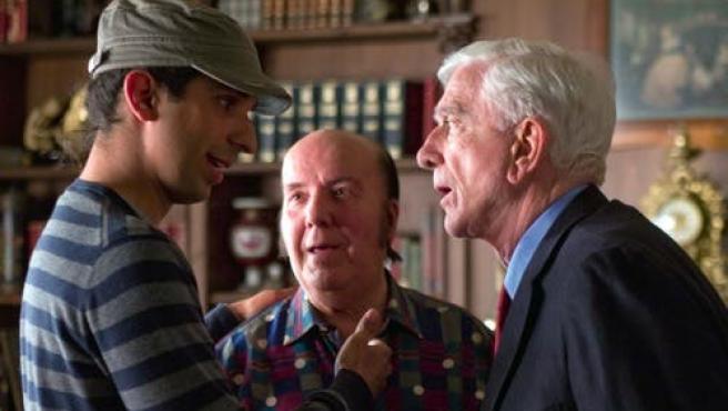 El director de 'Spanish Movie' recuerda a Leslie Nielsen