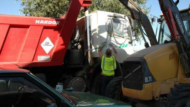 NP Difundida Por La OPC De Teruel (La Guardia Civil Desarticula Una Organización