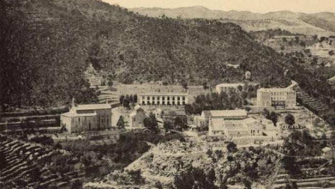 Imagen del sanatorio