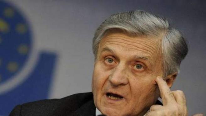 El presidente del BCE, Jean-Claude Trichet.