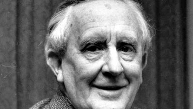J.R.R. Tolkien, autor de El Señor de los Anillos.