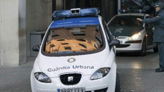 La Guardia Urbana de Barcelona.