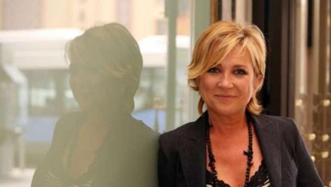 Inés Ballester, en una imagen de archivo.