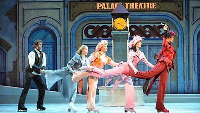La Cenicienta' llega a Baluarte convertido en un musical sobre hielo.