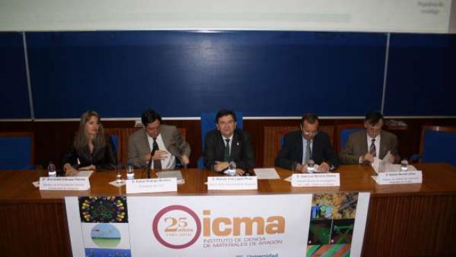 Aragón (ICMA) Se Desdoblará En Dos Centros Específicos En Los Próximos Meses Ant