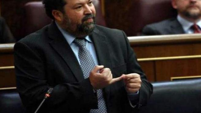 El ministro de Justicia no es el único político con problemas de sobrepeso.