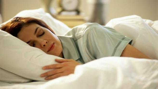 El sueño sería como una especie de tratamiento de belleza.