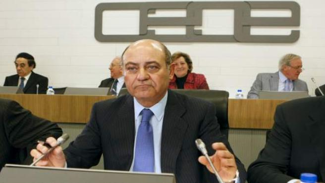 Gerardo Díaz Ferrán, en una imagen de archivo.