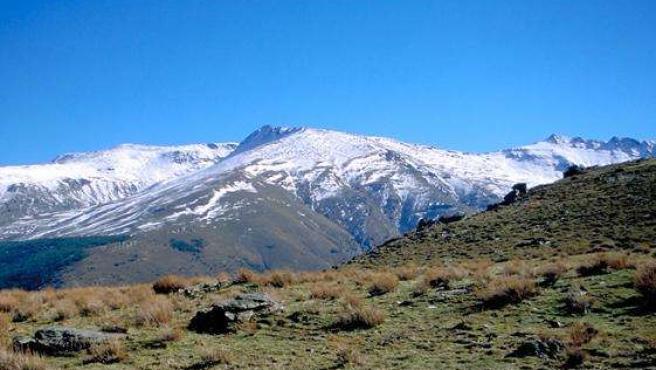 Imagen Del Parque Nacional De Sierra Nevada