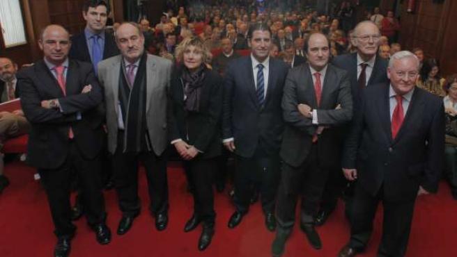 Discurso Y Fotos Del Pleno De Fin De Año 2010