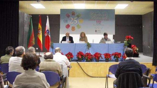 Aniversario de los centros de profesores de Cantabria