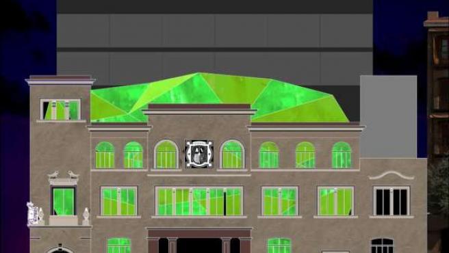 Urbanismo aprueba el proyecto del Grupo Orenes para recuperar el antiguo edifici