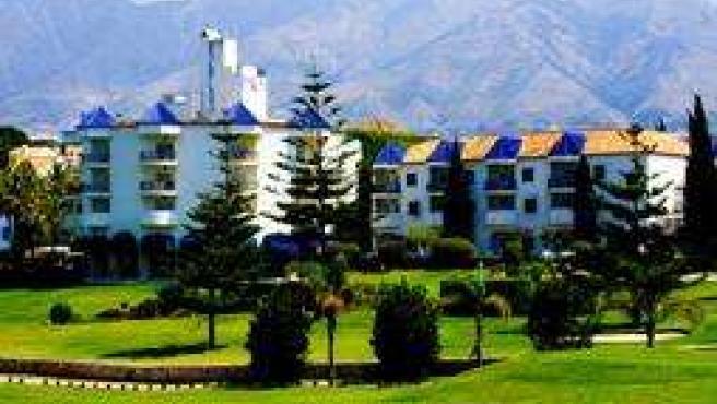 Exteriores Del Hotel Byblos Andaluz