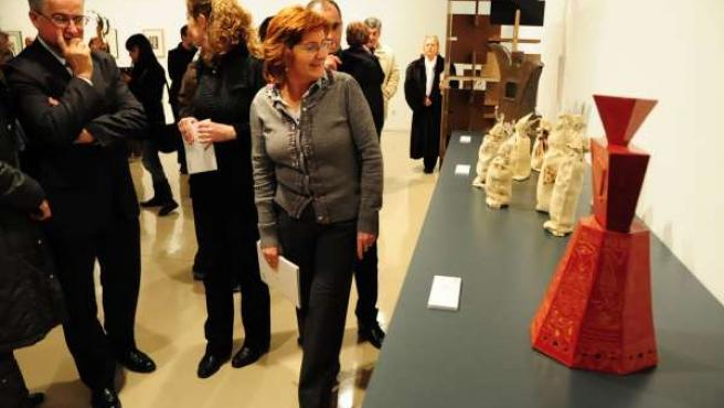 Alumnos de Arte y su visión de Goya