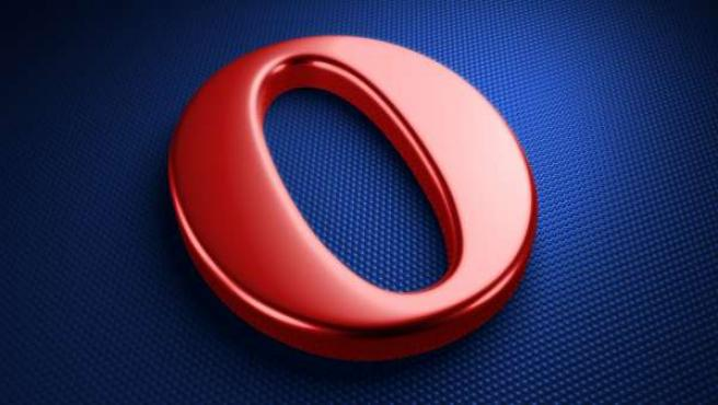 Logotipo de Opera.