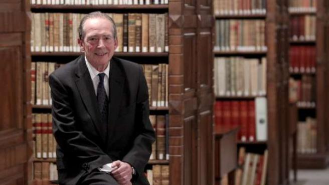 El académico José Manuel Blecua Perdices.