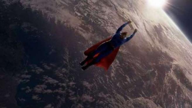Imagen se Superman.