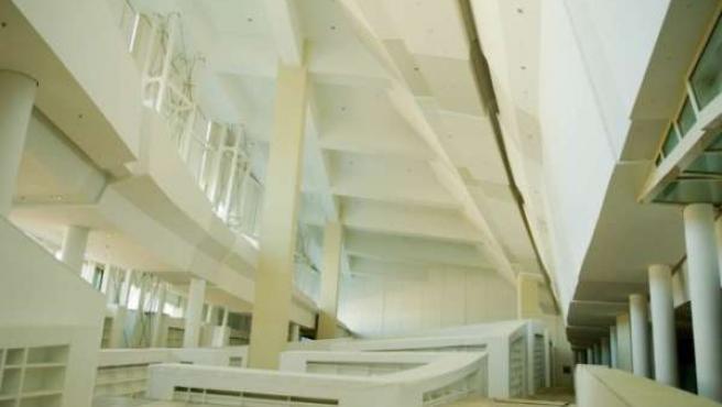 Biblioteca de la Ciudad de la Cultura