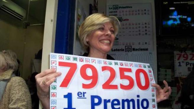 El Sorteo Extraordinario de Navidad deja 58,1 millones en Aragón, repartidos en