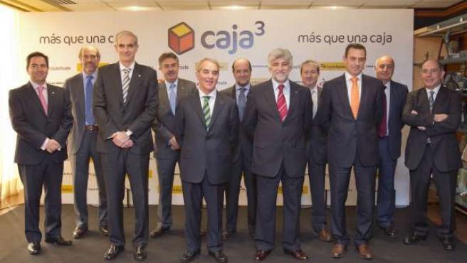 CAI NOTA DE PRENSA (Presentado El Grupo Caja3)