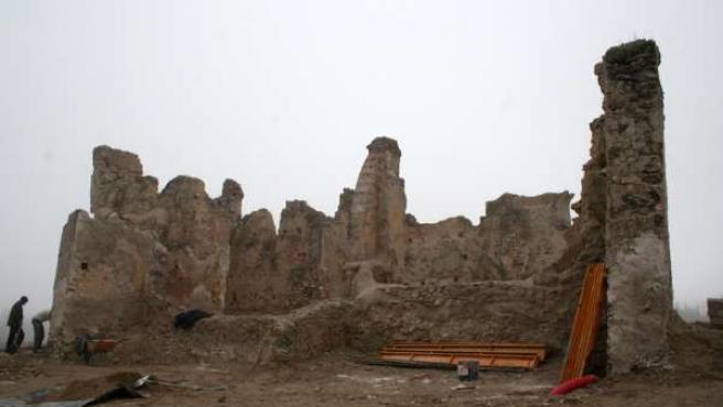 Ayuntamiento Cehegín convertirá las Ruinas de San Sebastián en un punto turístic