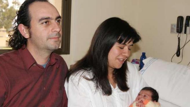 Primer bebé de 2011 nacido en Ibiza
