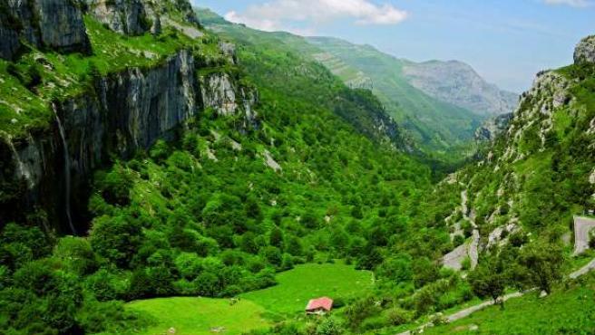 Paisaje de Cantabria