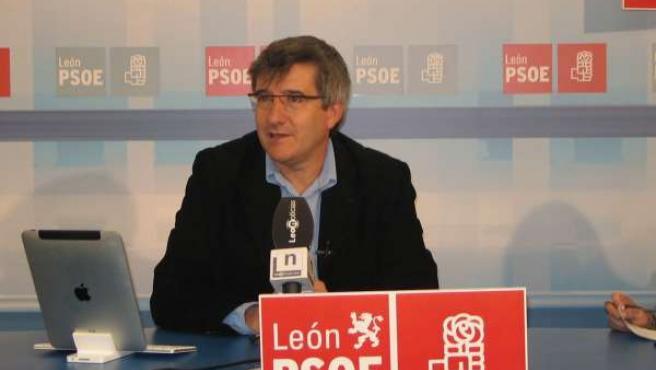 El alcalde de León, Francisco Fernández